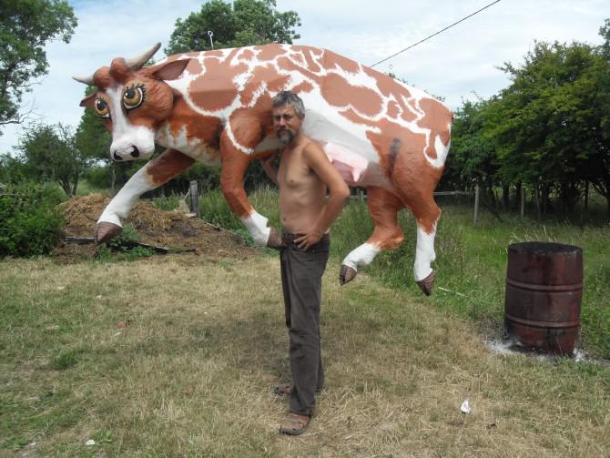 Strong as an ox !